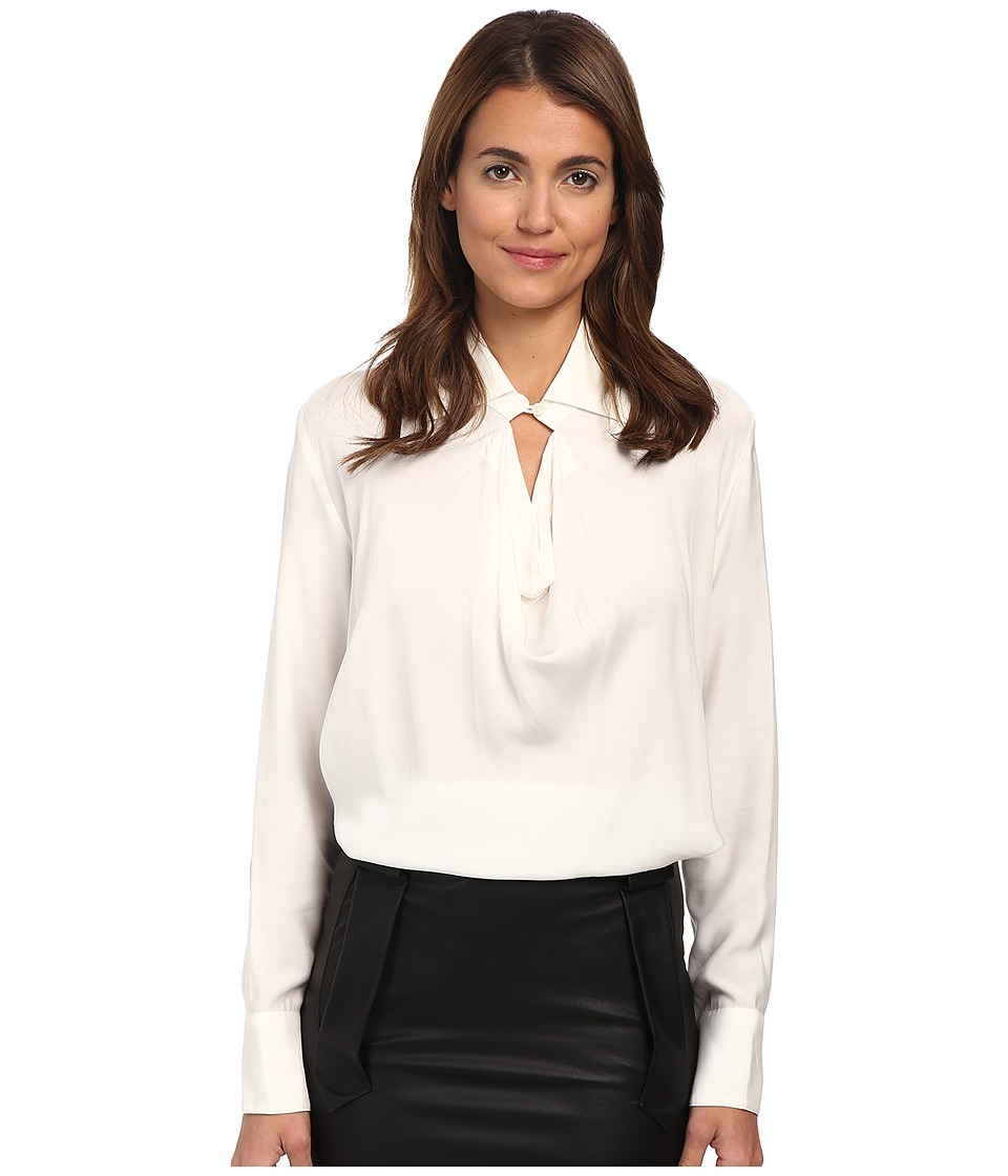 Vivienne Westwood - Drape Shirt (White) Women's Clothing