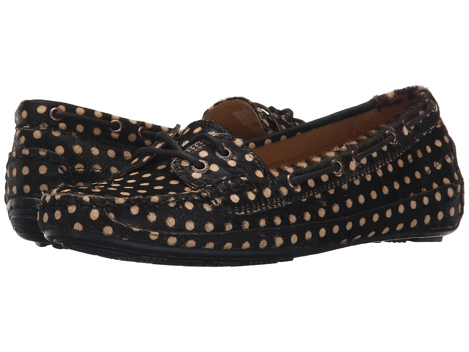 Sebago Bala (Black Camel Calf Hair) Women