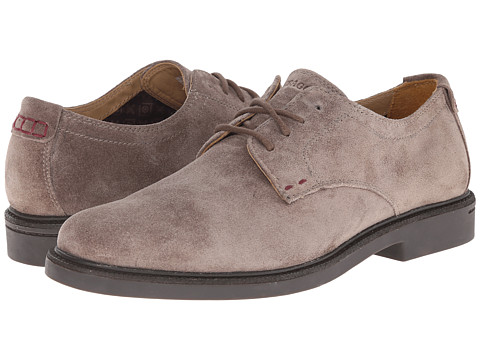 Sebago - Turner Lace Up (Taupe Suede) Men