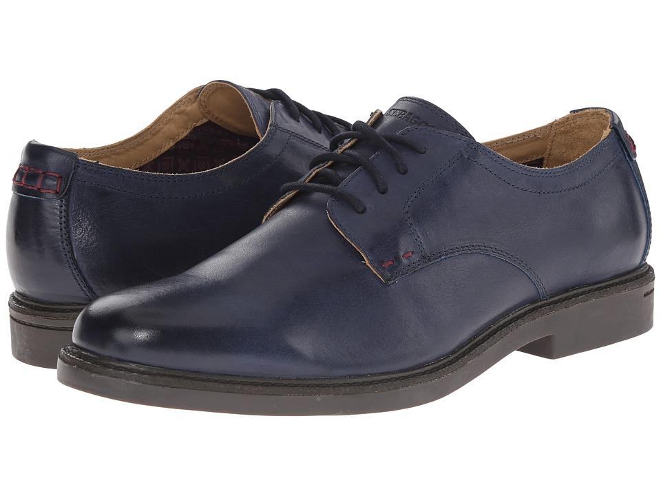 Sebago - Turner Lace Up (Navy Leather) Men