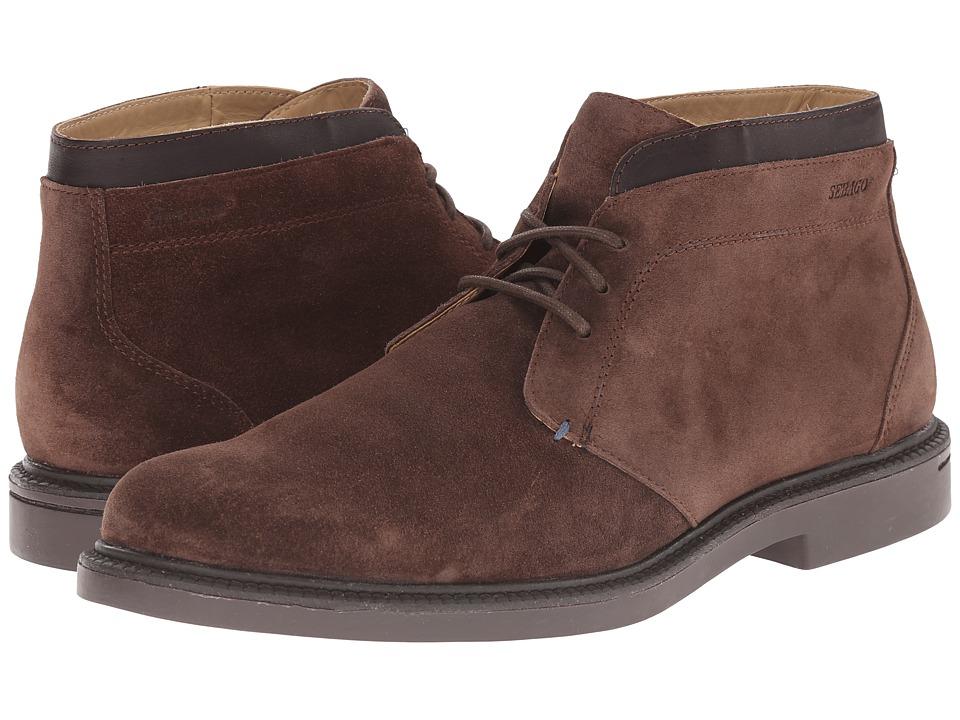 Sebago - Turner Chukka (Navy Suede) Men's Shoes