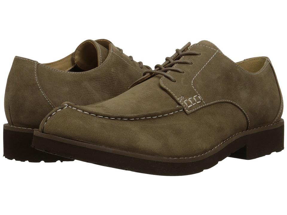 Sebago - Rutland Algonquin (Dark Taupe Nubuck) Men's Lace up casual Shoes