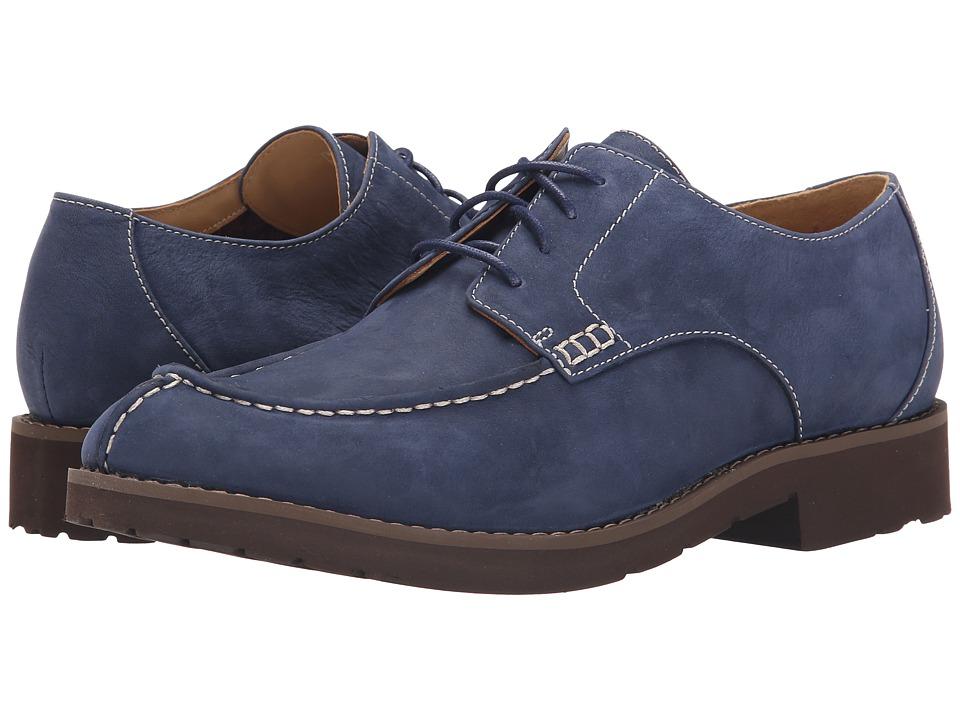 Sebago - Rutland Algonquin (Navy Nubuck) Men's Lace up casual Shoes