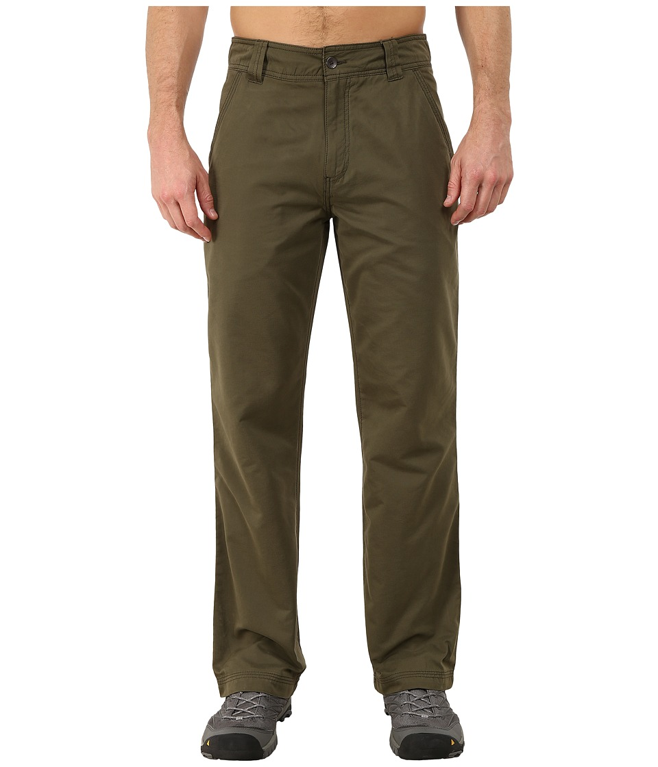 Royal Robbins - Convoy Pant (Light Olive) Men's Casual Pants
