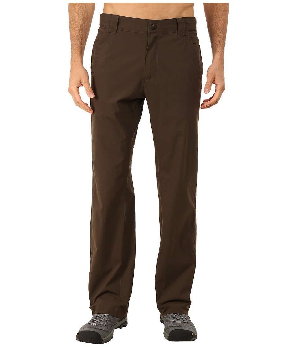 Royal Robbins Traveler Stretch Pant (Turkish Coffee) Men