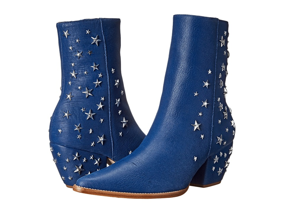 Matisse - Kate Bosworth I Matisse (Blue) Women's Dress Boots