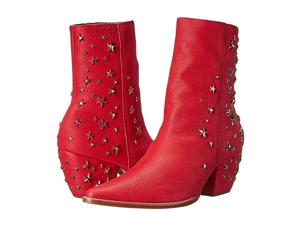 Matisse - Kate Bosworth I Matisse (Fiery Red) Women's Dress Boots
