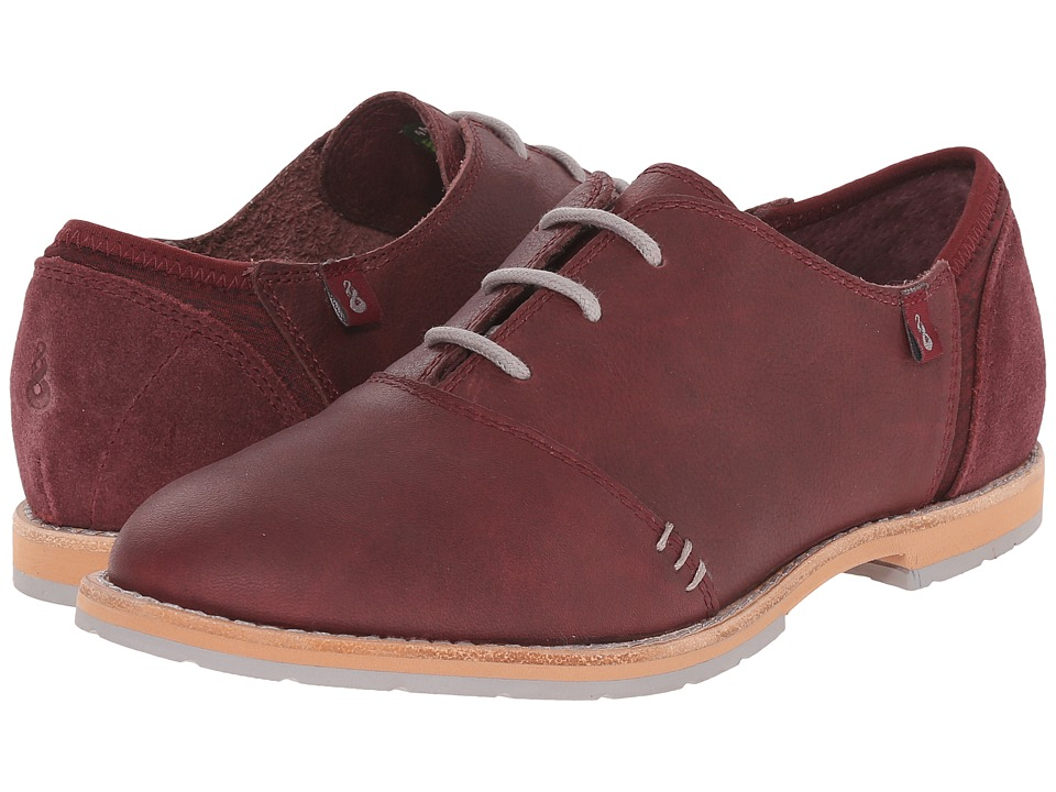 Ahnu Emery (Oxblood) Women