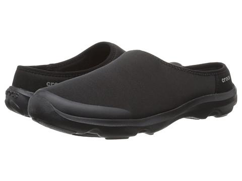 Crocs - Duet Busy Day 2.0 Satya Mule (Black/Black) Women's Shoes