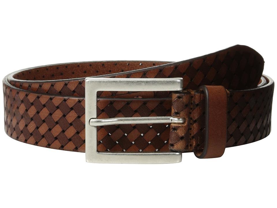 Allen Edmonds - Xerxes Ave (Chili) Men's Belts