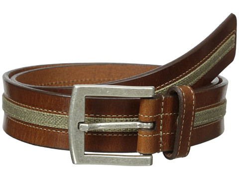 Allen-Edmonds - Lennox Ave (Tan) Men's Belts