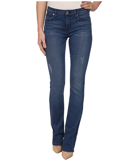 Hudson - Elle Mid Rise Baby Bootcut Jeans in Angeltown (Angeltown) Women's Jeans