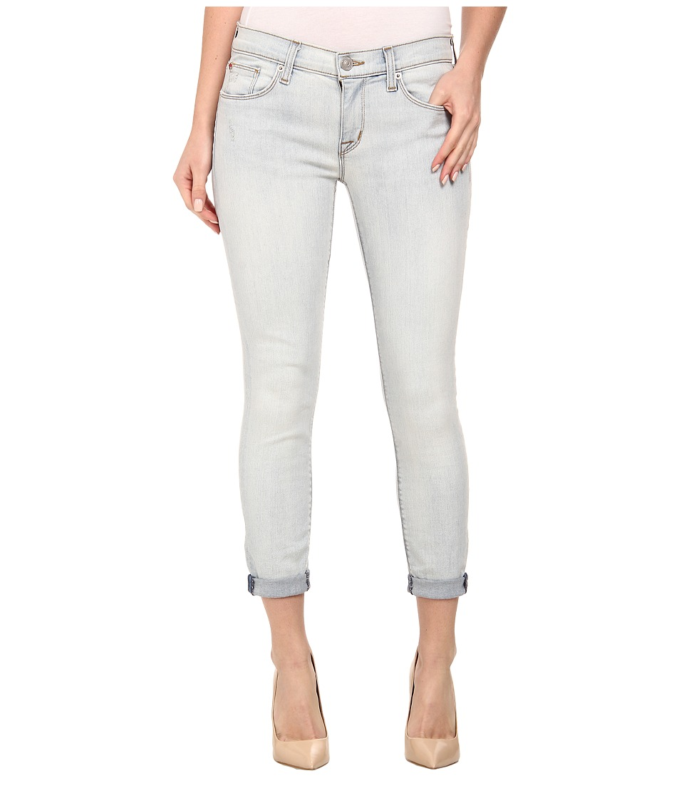 Hudson - Harkin Crop Super Skinny Cuff Jeans in Native (Native) Women's Jeans