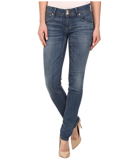 Hudson - Collin Flap Skinny Jeans in Talk the Talk (Talk the Talk) Women