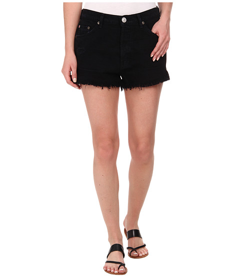 Hudson - Tori Slouch Shorts in Downtown 2 (Downtown 2) Women