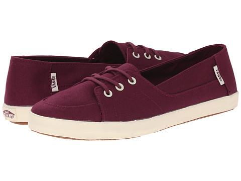 Vans - Palisades Vulc W (Windsor Wine) Women's Skate Shoes