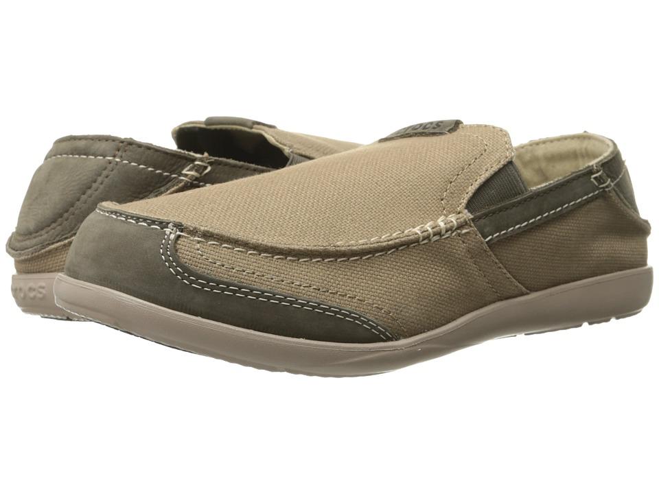 Crocs - Walu Express (Khaki/Mushroom) Men