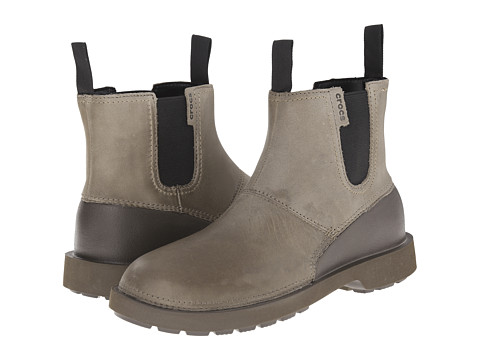 Crocs - Breck Boot (Walnut/Espresso) Men