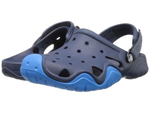 Crocs - Swiftwater Clog (Navy/Ocean) Men