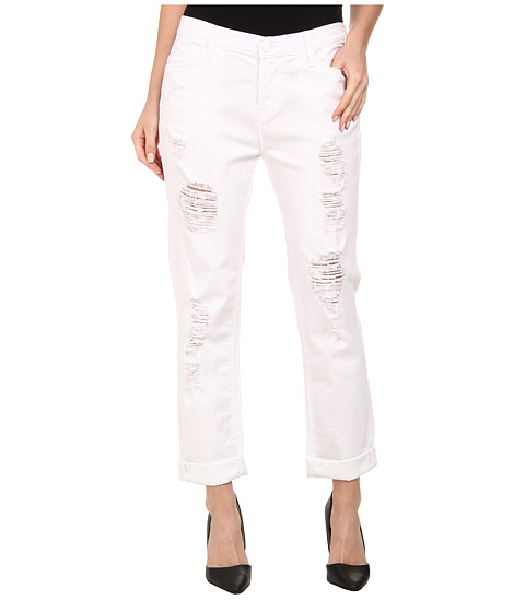Hudson - Leigh Boyfriend Pants in Cross Roads (Cross Roads) Women
