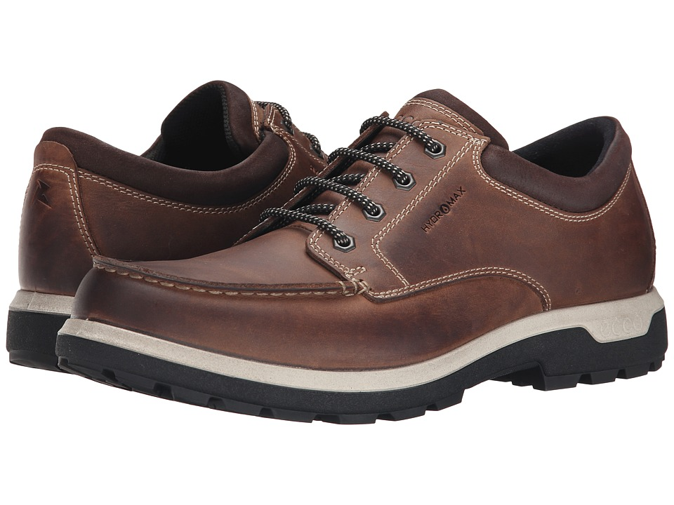 ECCO Sport - Whistler Low (Cocoa Brown/Mocha) Men's Shoes