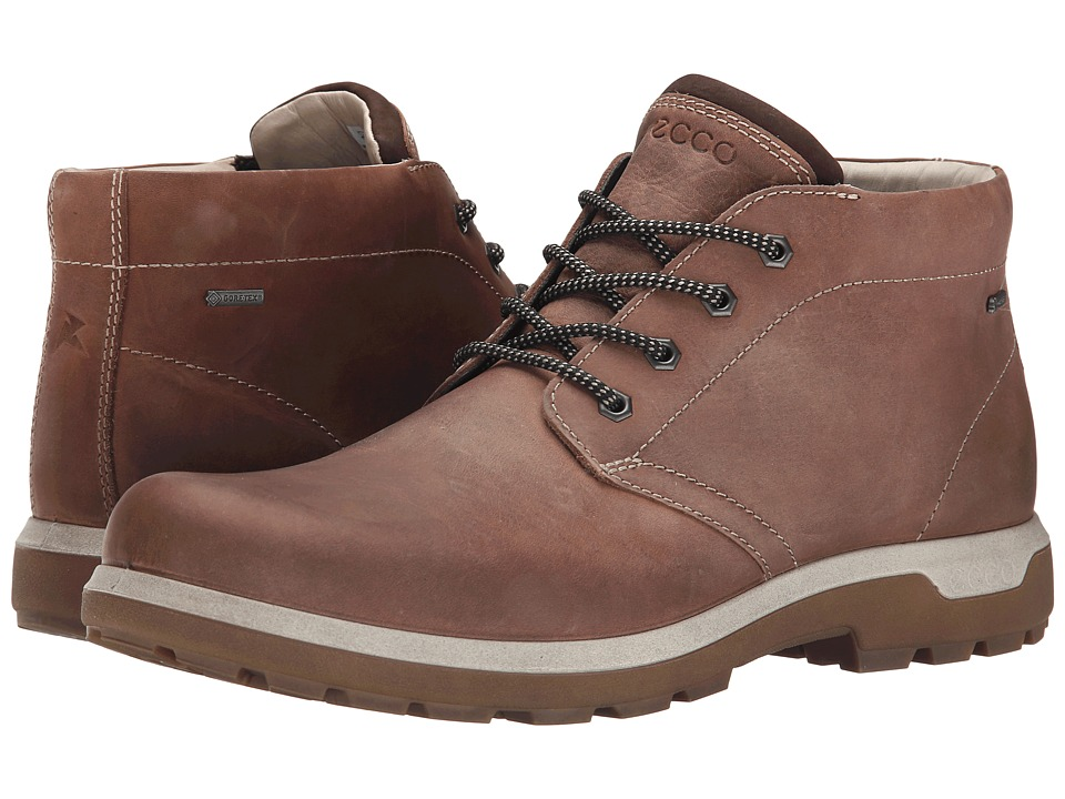 Ecco Performance - Whistler GORE-TEX Mid (Cocoa Brown) Men's Lace-up Boots