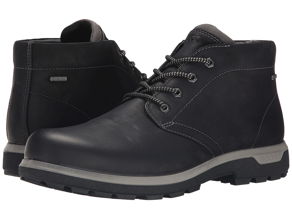 ECCO Sport - Whistler GORE-TEX Mid (Black) Men