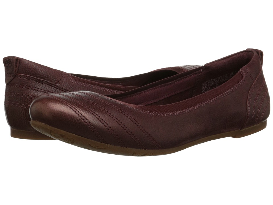 Timberland Earthkeepers Ellsworth Ballerina (Port Woodlands) Women