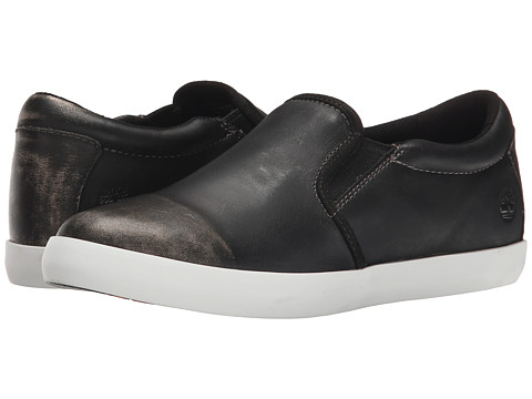 Timberland - Glastenbury Slip-On (Black) Women's Slip on Shoes