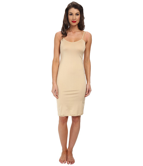 Unique Vintage - Slip Dress (Champagne) Women's Lingerie