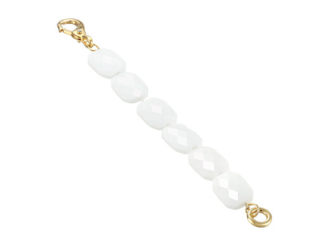 LAUREN by Ralph Lauren - The Reefs Large Faceted Stone w/ Hook Closure Bracelet (Moonstone/Gold) Bracelet