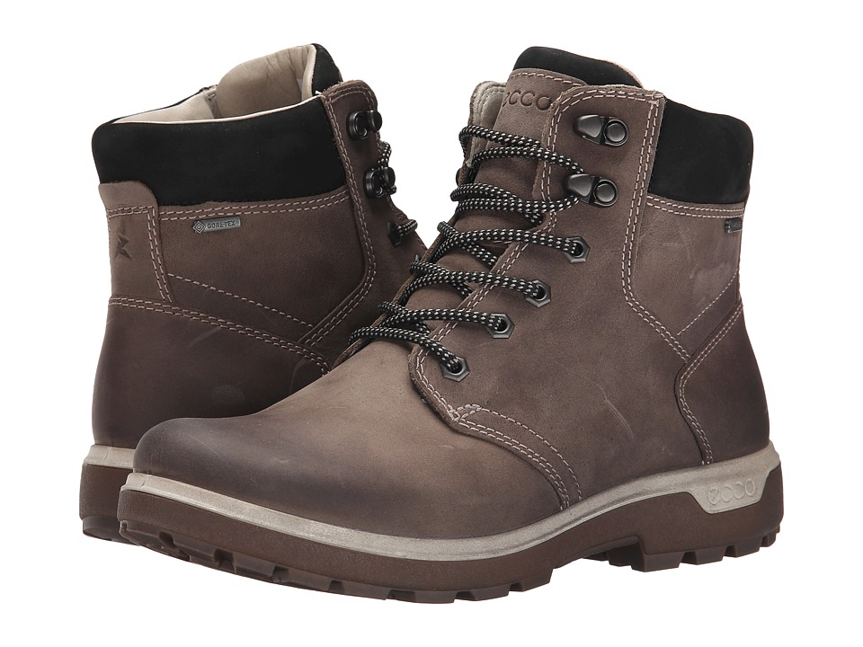 ECCO Sport - Gora GORE-TEX(r) (Amber/Black) Women's Hiking Boots