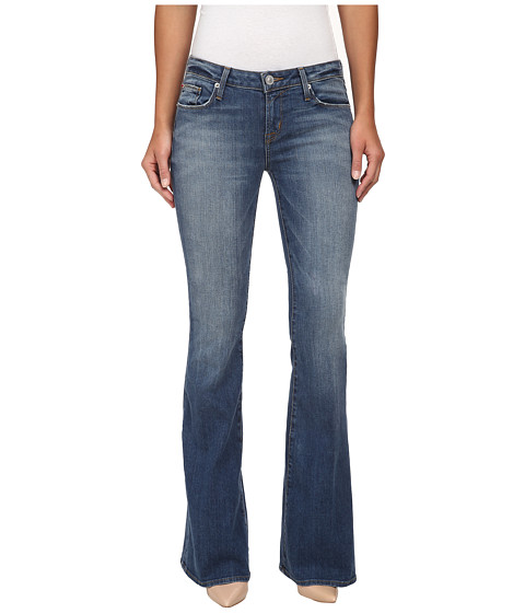 Hudson - Mia Five Pocket Flare Jeans in Strut (Strut) Women's Jeans
