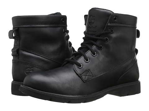 Timberland - Bramhall 6 Lace-Up Waterproof Boot (Black Euroveg) Women's Boots