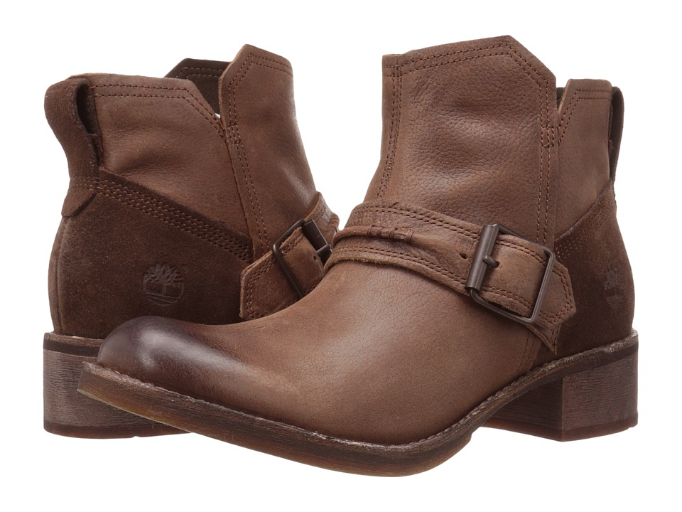 Timberland - Whittemore Chelsea (Dark Brown Woodlands) Women's Boots