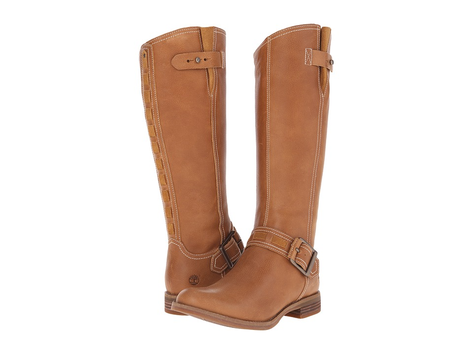 Timberland - Earthkeepers Savin Hill Tall Boot (Wheat Woodlands) Women
