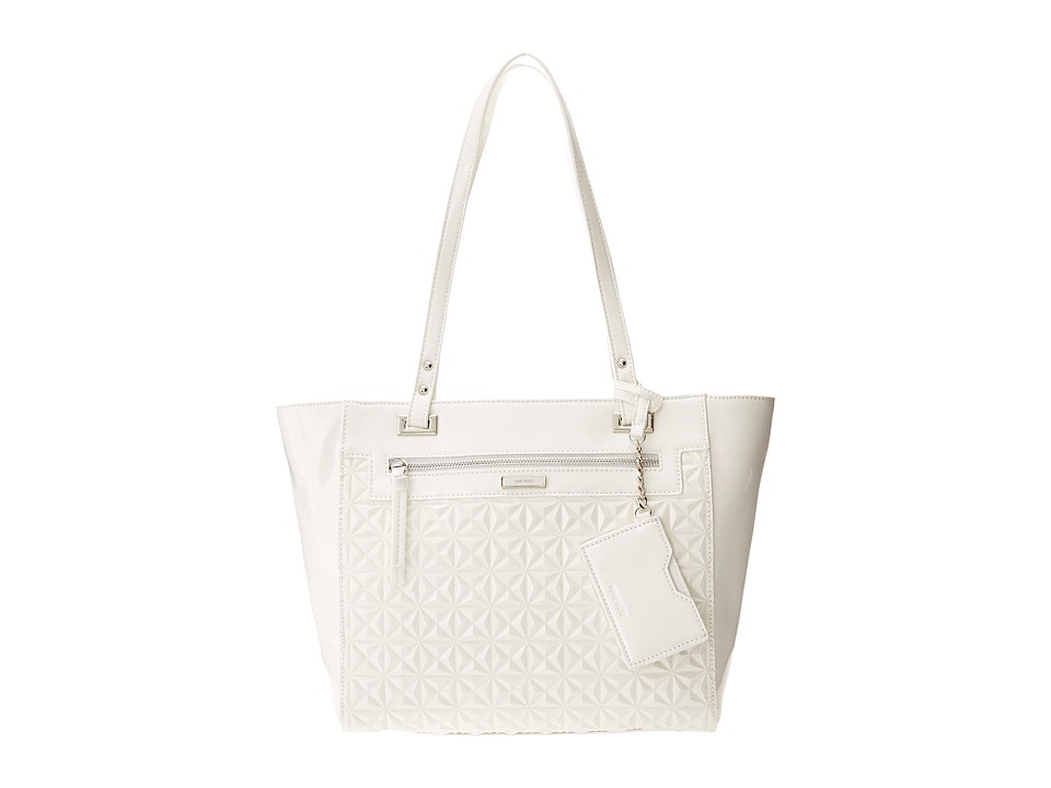 Nine West - Ava Tote (Snow Petal) Tote Handbags