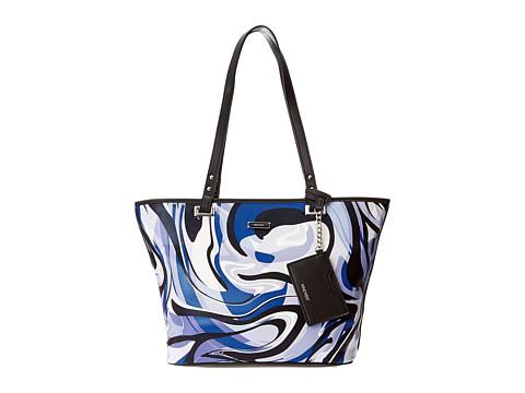 Nine West - Ava Tote (Purple Multi) Tote Handbags