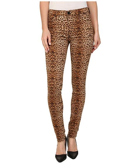 Hudson - Nico Super Skinny Mid Rise Jeans in Lynx (Lynx) Women's Jeans