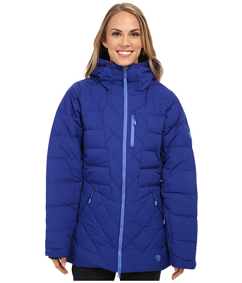 Mountain Hardwear - Downhill Parka (Dynasty) Women's Jacket