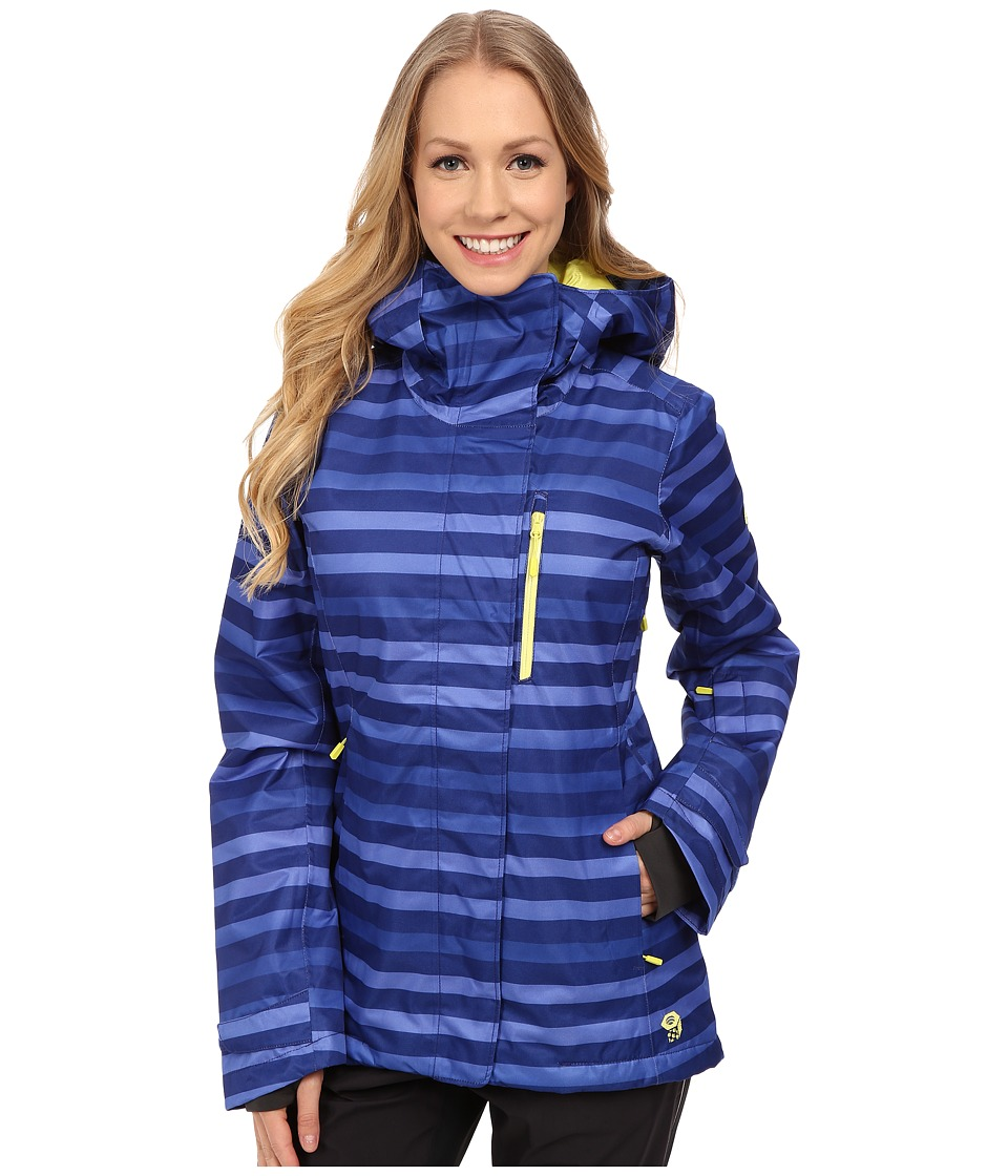 Mountain Hardwear - Barnsie Jacket (Dynasty) Women's Coat
