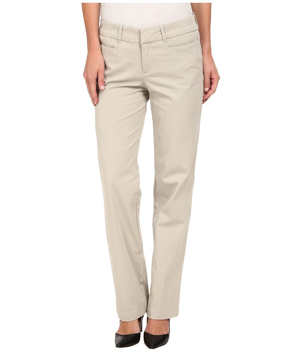 Dockers Misses - The Ideal Pants Straight Leg (Sand) Women's Casual Pants