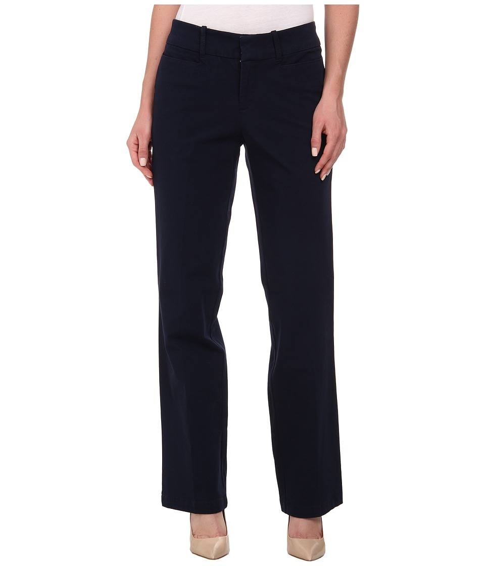 Dockers Misses - The Ideal Pants Straight Leg (Nightwater) Women's Casual Pants