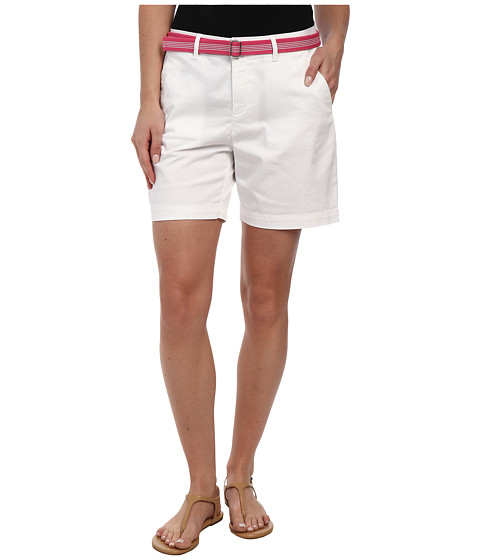 Dockers Misses - The Essential Shorts (Paper White) Women's Shorts