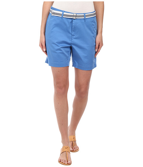 Dockers Misses - The Essential Shorts (Ceramic Blue) Women's Shorts