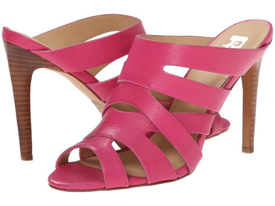 Joe's Jeans - Identity (Pink Leather) High Heels