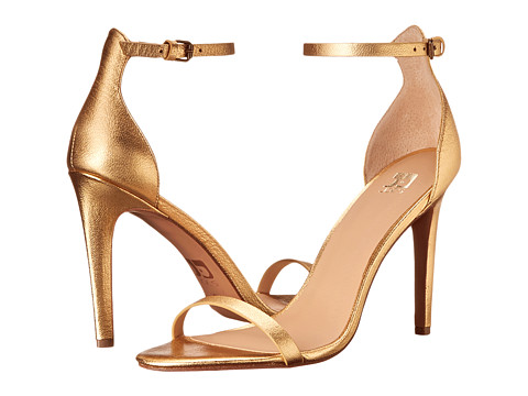 Joe's Jeans - Import (Gold Leather) High Heels
