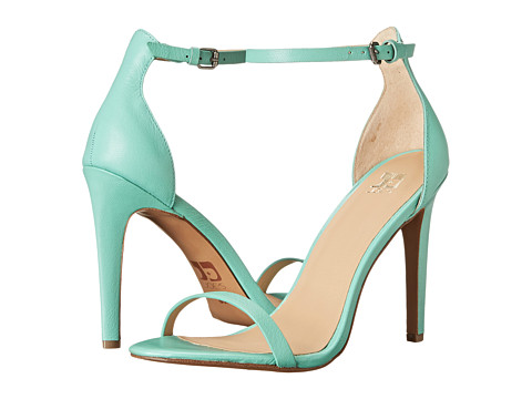 Joe's Jeans - Import (Sea Foam Green Leather) High Heels