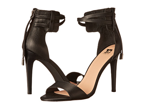 Joe's Jeans - Intern (Black Leather) High Heels