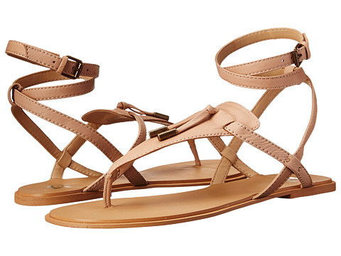 Joe's Jeans - Inquire (Nude Leather) Women's Sandals